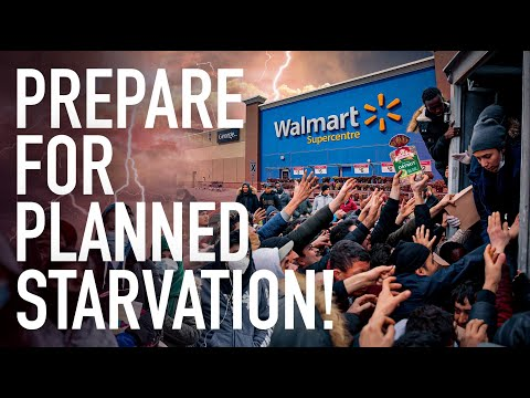 Starvation & Food Shortages Will Be The New Normal Once The Imminent Economic Collapse Hits