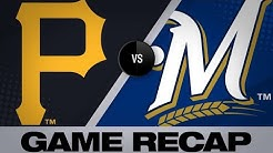 6/9/19: Gamel, Moustakas power Brewers to 5-2 victory