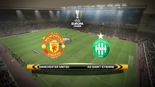 ps4 match day manchester united vs as saint etienne