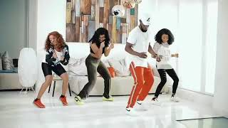 akops AY dancing to Kiss Daniel song(Are You OK)