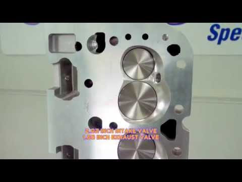 Trick Flow GenX Cylinder Head for GM LT1