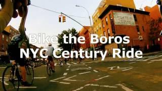 Bike The Boros NYC Century Ride