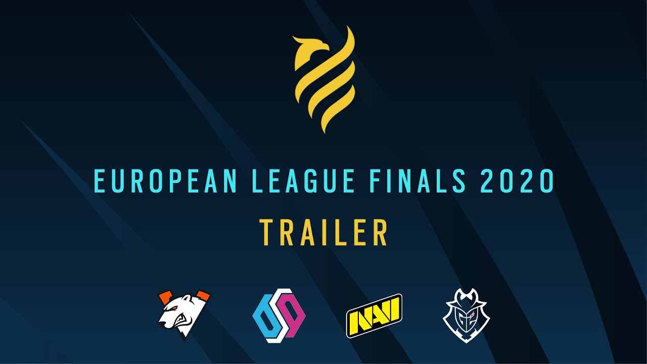 Rainbow Six European League Finals: Official Trailer