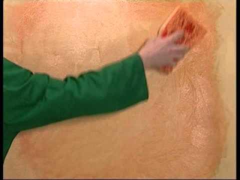 Velatura alla calce - come applicare la velatura decorativa per esterni OIKOS...