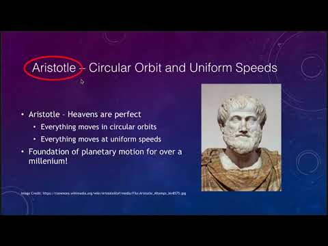 Lesson 2 - Lecture 2 - Ancient Astronomy