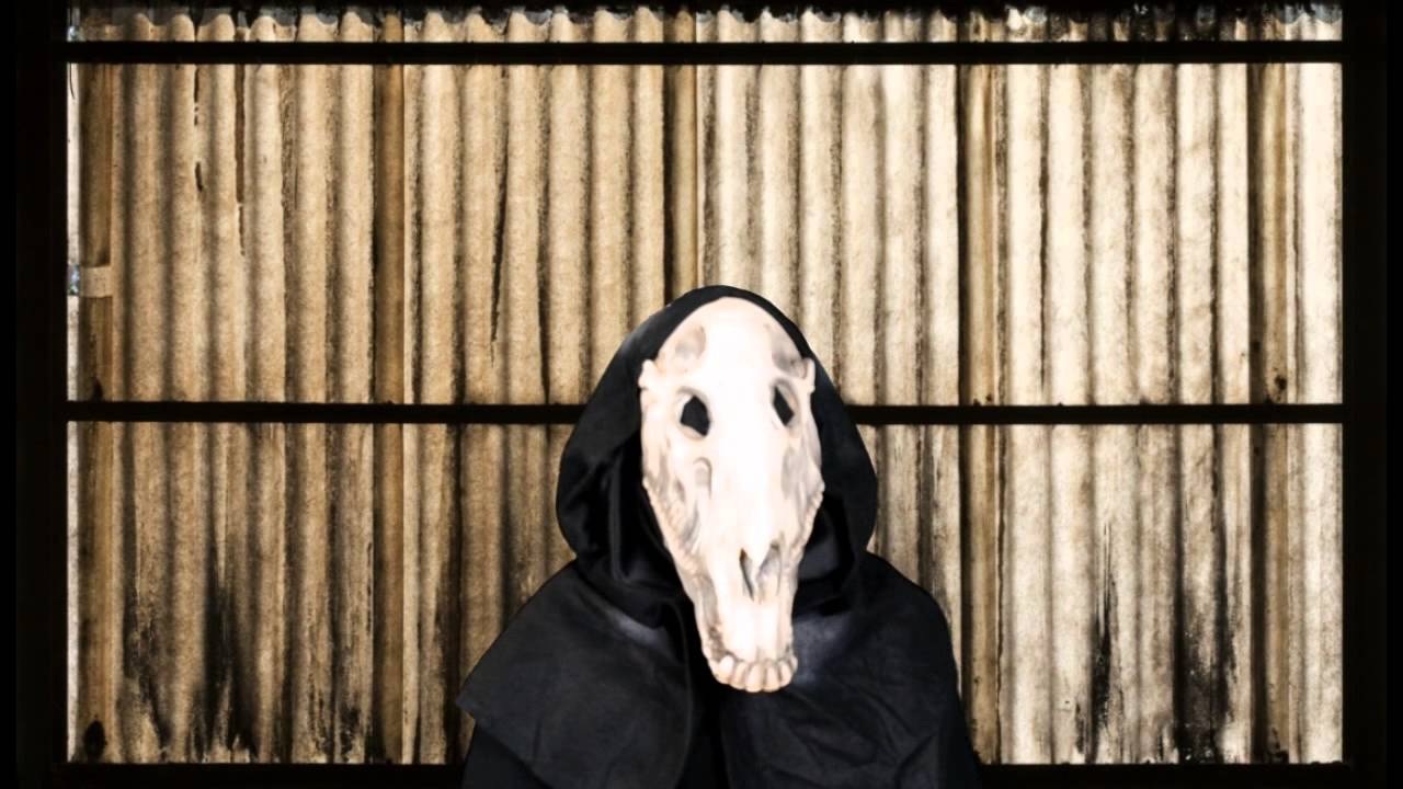 horse skull mask halloween masks trendyhalloweencom youtube
