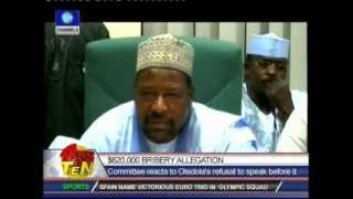 Otedola is 'stupid' and misguided for not talking to House committee -- Committee Chair