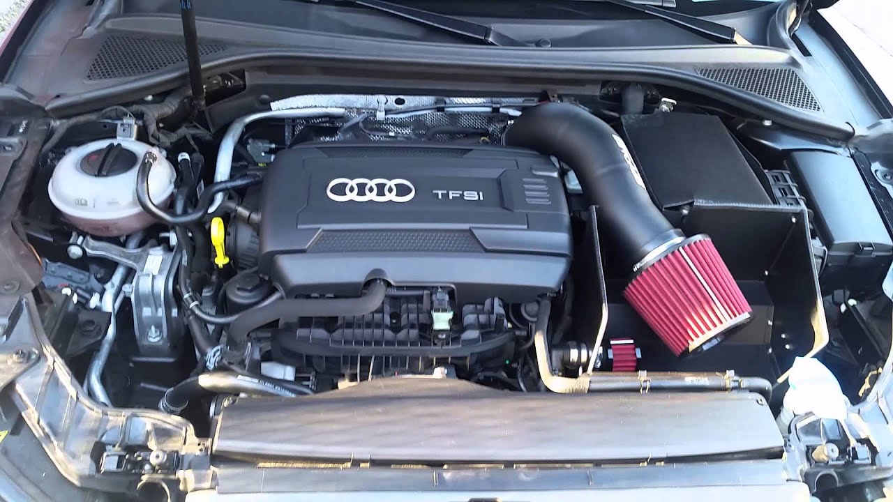 cts turbo intake idle on 2015 audi a3 1 8t youtube. Black Bedroom Furniture Sets. Home Design Ideas