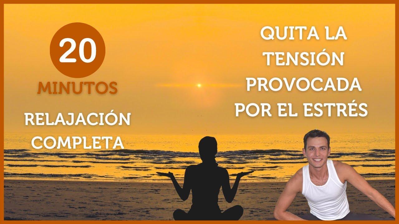👉 Aprende a RELAJAR los MUSCULOS ✅ **Saca el estrés de tu cuerpo y mente**