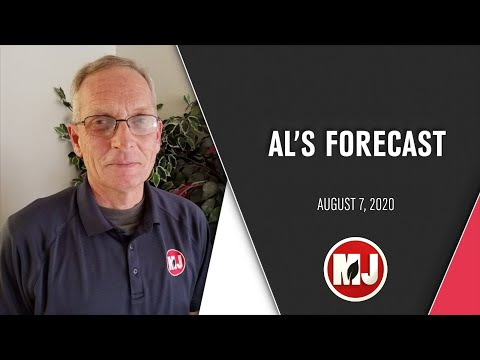 Al's Forecast | August 7, 2020