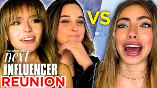 AwesomenessTV's Next Influencer REUNION (Pt. 2) - Val vs. Gaby AND Sabrina?! *Friendship OVER