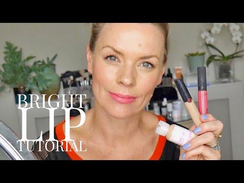 Bright Lip Makeup Tutorial