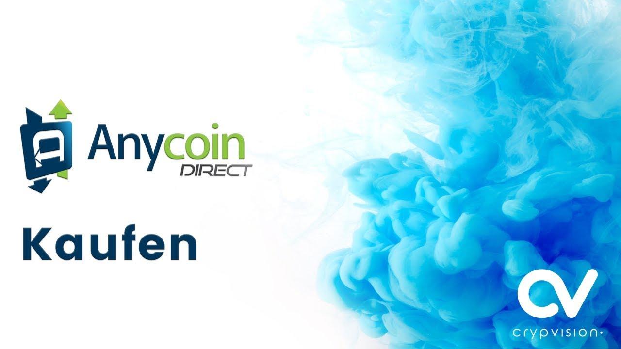 ethereum verkaufen anycoin