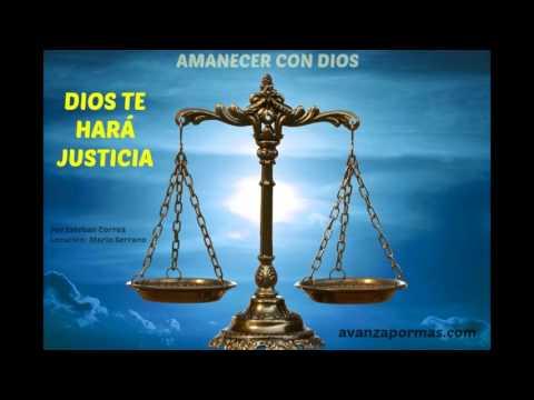 168 - DIOS TE HAR� JUSTICIA (Video de reflexi�n cristiano)