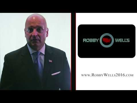 Donate to the Robby Wells Campaign