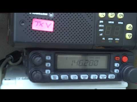 CX4AXX Repeater in Montevideo