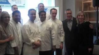 Thank you Restaurant Week Boston chefs!