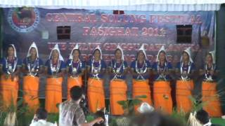 FOLK SONG AND DANCE OF ADI TRIBE OF ARUNACHAL PRADESH WHICH CHINA CLAIMS AS SOUTH TIBET- PART 2