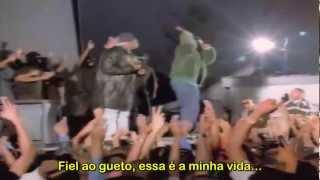 "Scarface ft. Master P and 2Pac - ""Homies & Thugs (Remix)"" [Traduzido] [Alta Definição - HD]"