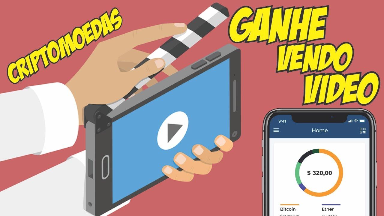 ganhar bitcoins assistindo videos chistosos