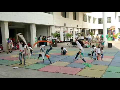 RADCLIFFE SCHOOL KHARGHAR - REPUBLIC DAY CELEBRATION - CORBETT HOUSE DANCE PERFORMANCE