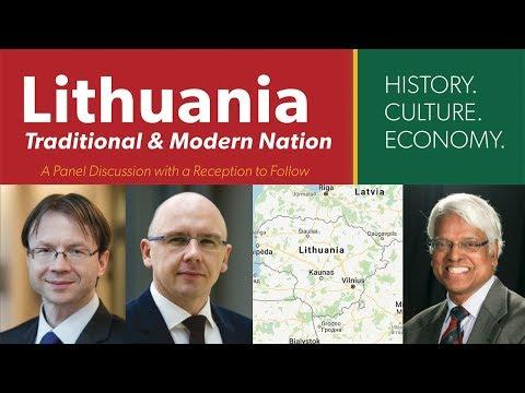 Lithuania: Traditional & Modern Nation