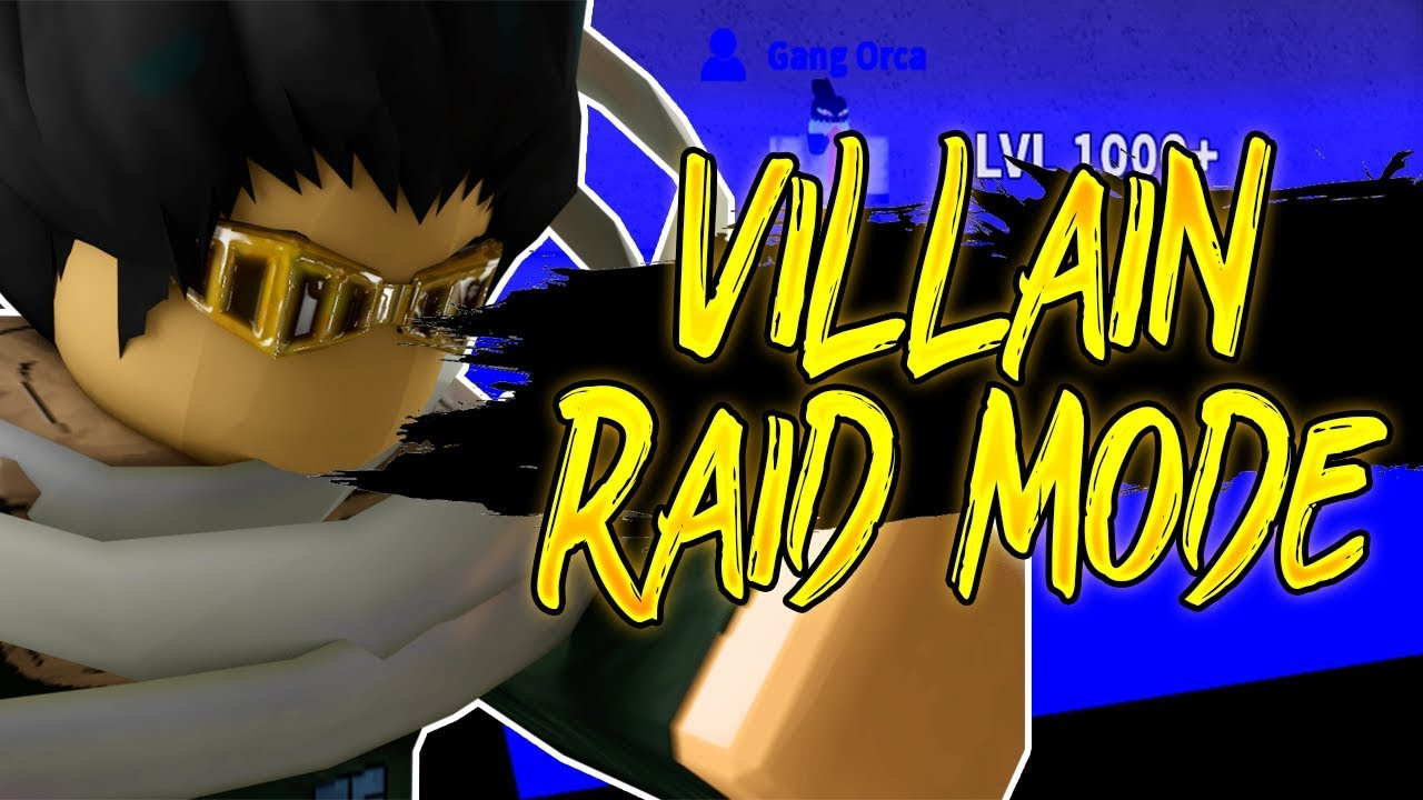 [CODES] NEW VILLAIN RAID GAME MODE! Survive All 30 Waves ...