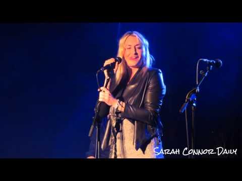 Sarah Connor - Halt Mich live Dresden 27.02.15