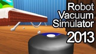 ROBOT VACUUM SIMULATOR 2013 [HD+] - Ein Meilenstein der Spielegeschichte!! ★ Indie