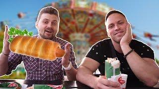 Что едят в Диво Острове / Почему так дорого