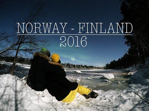 GoPro HERO    Norway & Finland Trip   Travel   2016   ʜᴅ
