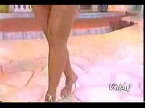 Galilea Montijo-See Through Dress