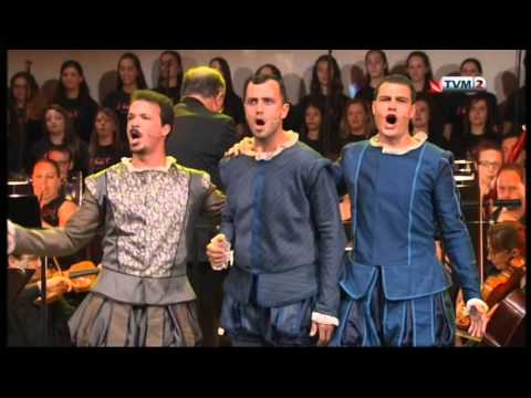 2. 1565 Musical in Concert - Drink One More (Cliff, Franesco & Joseph)