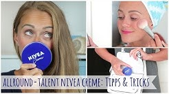 Allround-Talent NIVEA Creme: Tipps & Tricks I Snukieful