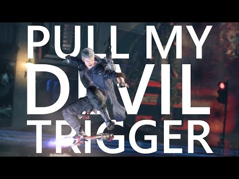 Casey Edwards - Devil Trigger (Lyric Video)