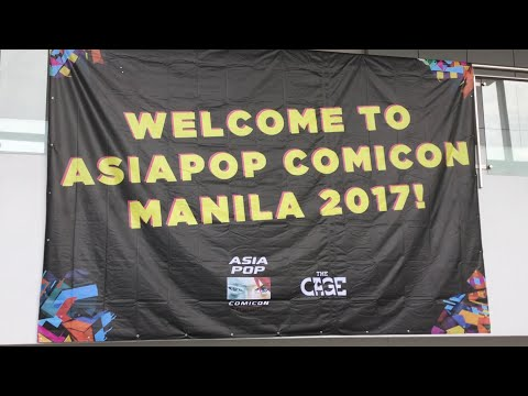 Welcome to AsiaPOP Comicon Manila 2017 | FlipGeeks