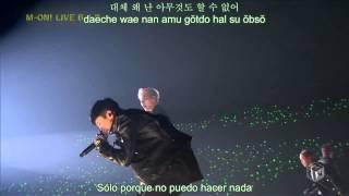 Video B A P   Coma (Live) Sub Español+Hangul+Romanizacion download MP3, 3GP, MP4, WEBM, AVI, FLV Juni 2018