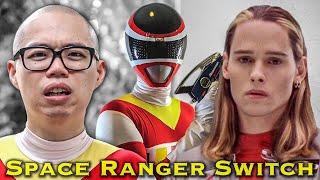 REAL RANGER SERIES: Space Ranger Switch - feat. Christopher Khayman Lee [Power Rangers]