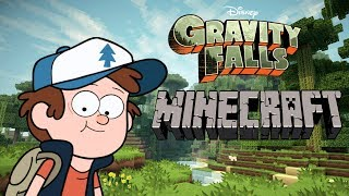 Gravity Falls: Dipper's Minecraft Adventure!