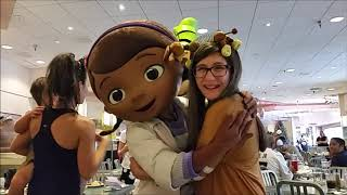 Breakfast At Hollywood And Vine With New Characters