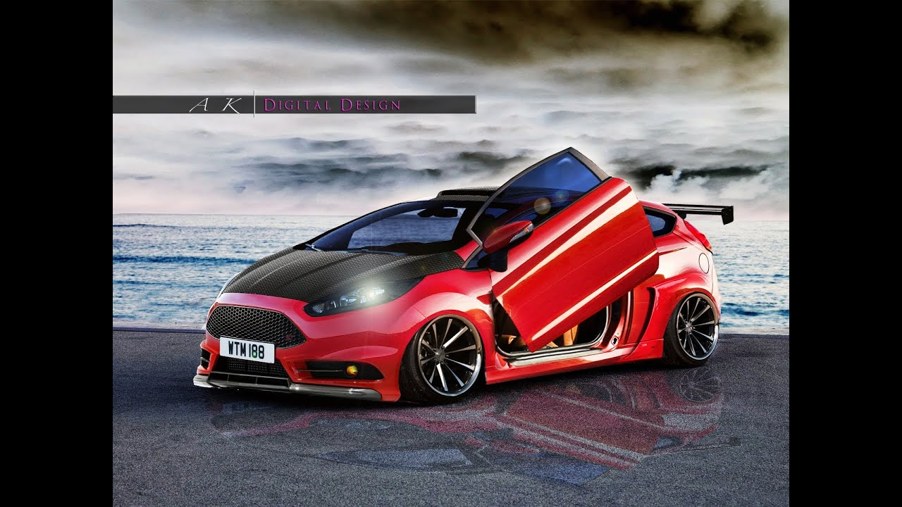 Modified 2013 Ford Fiesta St Youtube