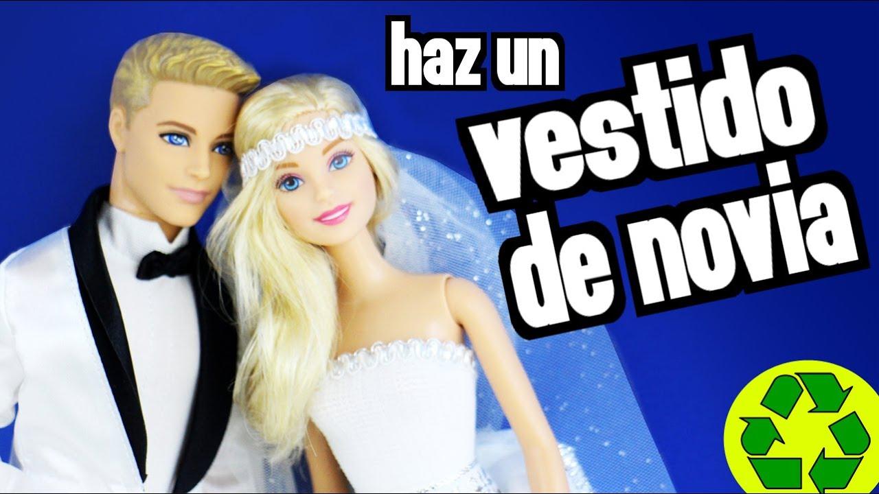 Juegos de barbie para hacer vestidos de novia