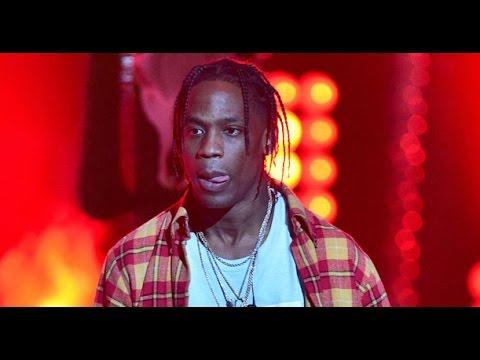 Travis Scott Lets White Fan Rap the N-Word During Concert