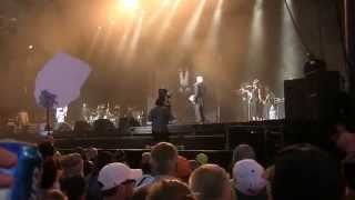 OutKast @ Lollapalooza- Show Intro and B.O.B. (HD) Live on August 2, 2014