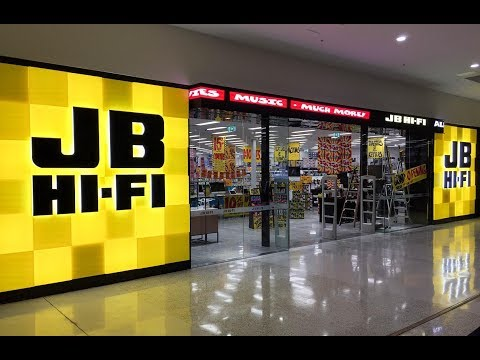 JB HI-FI accounting theory and social issue
