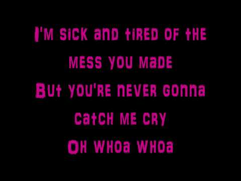 Kesha Blind Lyrics
