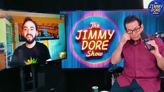 The Jimmy Dore Show 22/6/2018 - 3rd Party Formation Very Doable Says Former Bernie Official