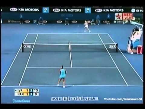 Ana Ivanovic Best points