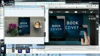 How to make people want your book (high quality 3D book marketing images - with templates)