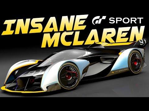 THIS IS A LOT FASTER THAN A MCLAREN HONDA - Gran Turismo Sport